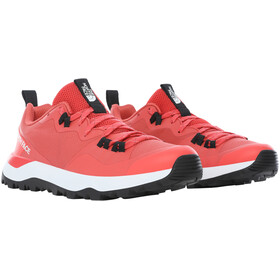 The North Face Activist Lite Chaussures Femme, cayenne red/tnf black